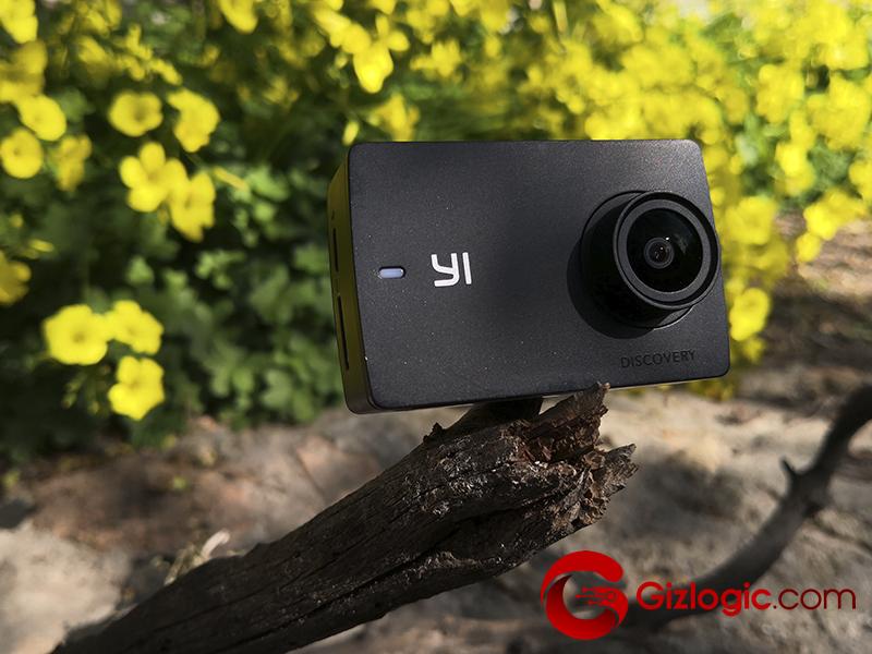 Yi Discovery, una cámara de acción barata pero de calidad