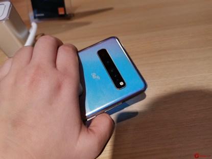 #MWC19: Samsung Galaxy S10 5G, cámaras