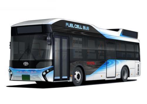 FC Bus Toyota / fot. Toyota