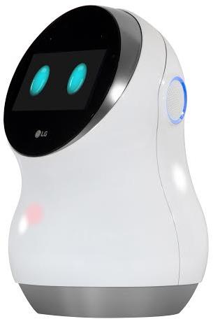 LG Hub Robot / fot. informacje prasowe