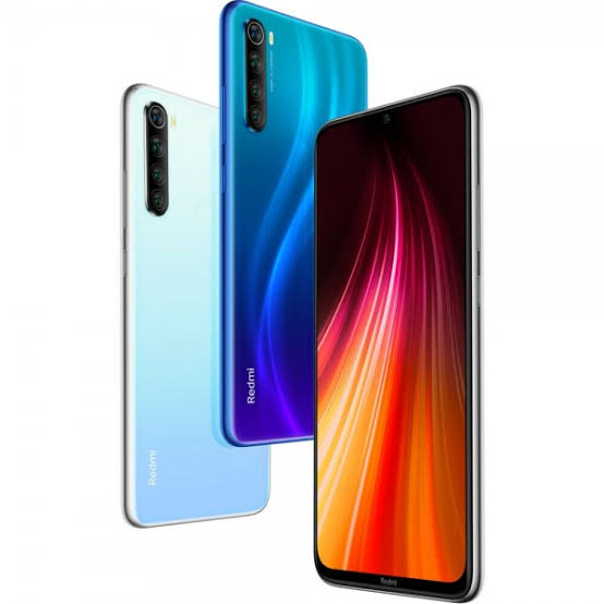 Redmi Note 8 Android 11 update