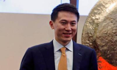 Shou Zi Chew leaves Xiaomi