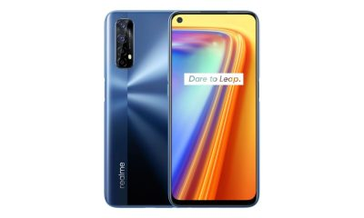 Realme 7 Android 11 Update