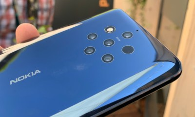 Android 11 Nokia 9 Pure View