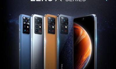 Infinix Zero X series launch