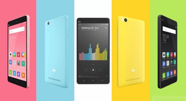 Xiaomi Mi4i unveiled: Full HD 5-inch display, Snapdragon ...