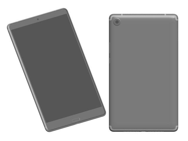 MediaPad M5 8.4''