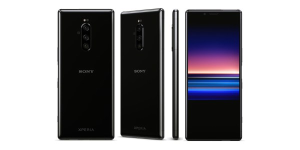Sony starts Fresh with its Xperia 1 Flagship with 21:9 ...