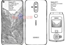 Nokia X71 Back Panel Leaks