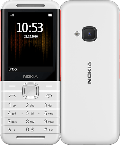 Nokia 5310 Trắng