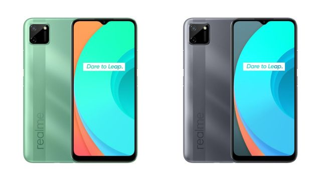 Realme C11 renders and specs appear on retailer site - Rv Talks