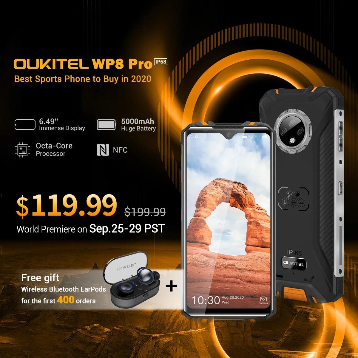 Oukitel WP8 Pro (1)