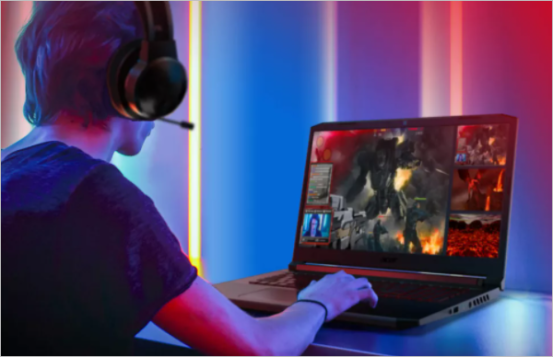Acer Nitro 5 Gaming laptop with Ryzen 5000, launched by a German retailer