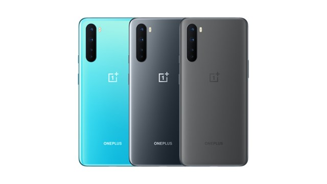 OnePlus Nord Blue Marble Gray Onyx Gray Ash Featured