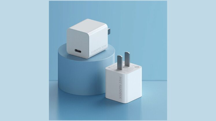 Xiaomi Mi GaN Charger Type-C 33W Featured 01