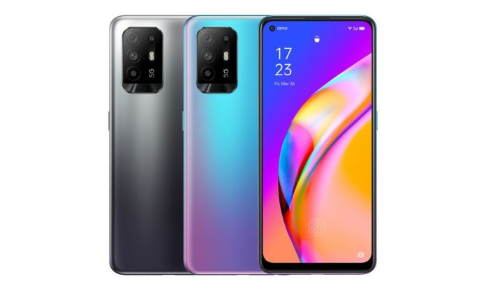 OPPO A94 5G with Dimensity 800U, 48MP quad cameras, and 30W charging. -  Gizmochina