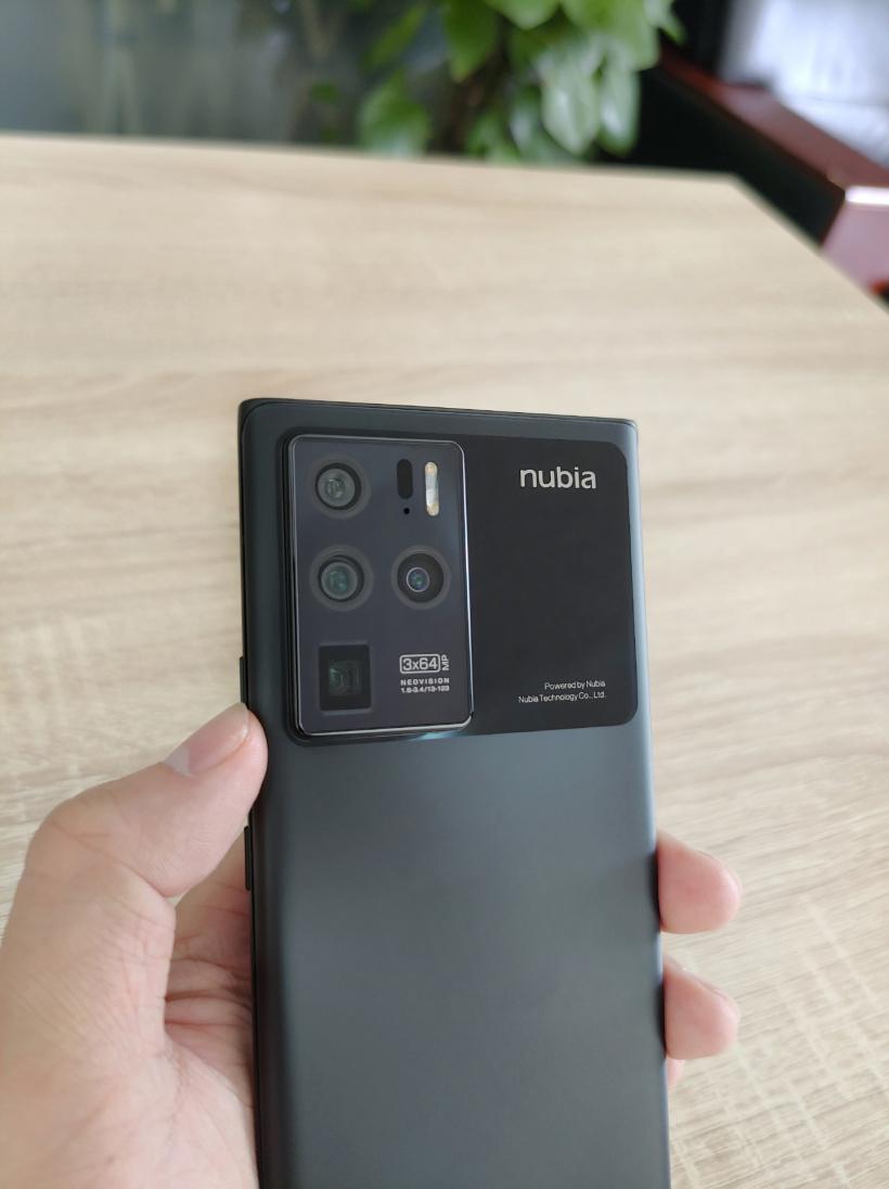 Nubia Z30 Pro live image