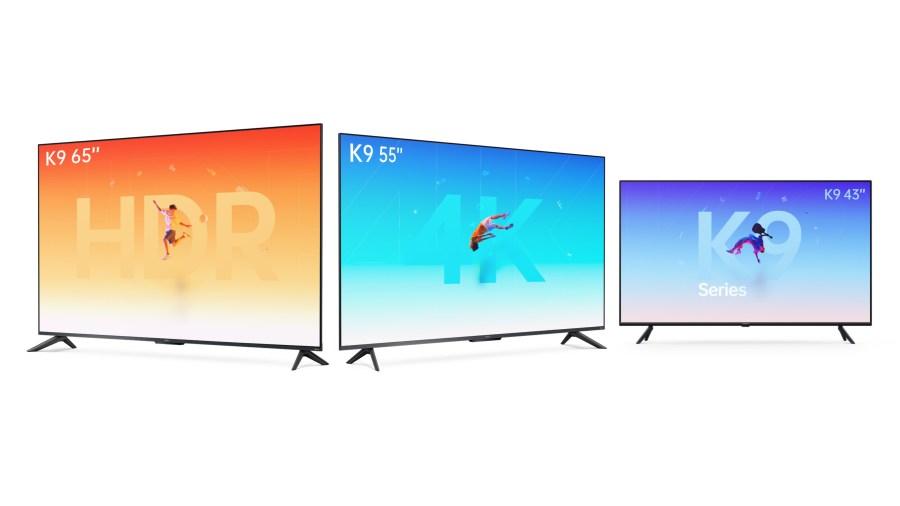 OPPO Smart TV K9 Series Featured 01