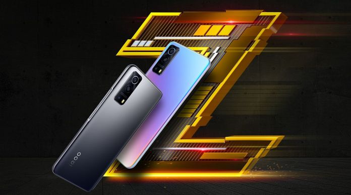 iQOO Z3 5G with 120Hz display, Snapdragon 768G, 64MP triple cameras, 55W  charging launched in India - Gizmochina