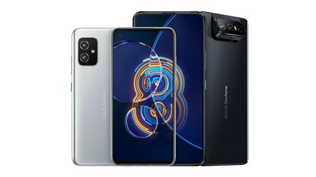 Asus Zenfone 8 vs Zenfone 8 Flip: Specs Comparison - Gizmochina