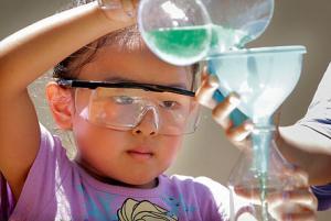science-child