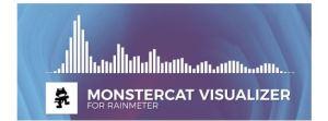 Monstercat Visualizer