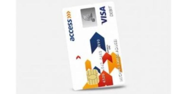 Access Bank ATM Card