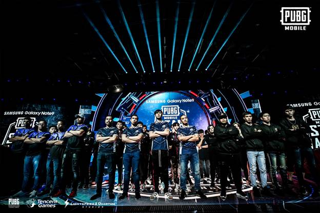 Day One Of The PUBG Mobile Star Challenge Global Finals in
