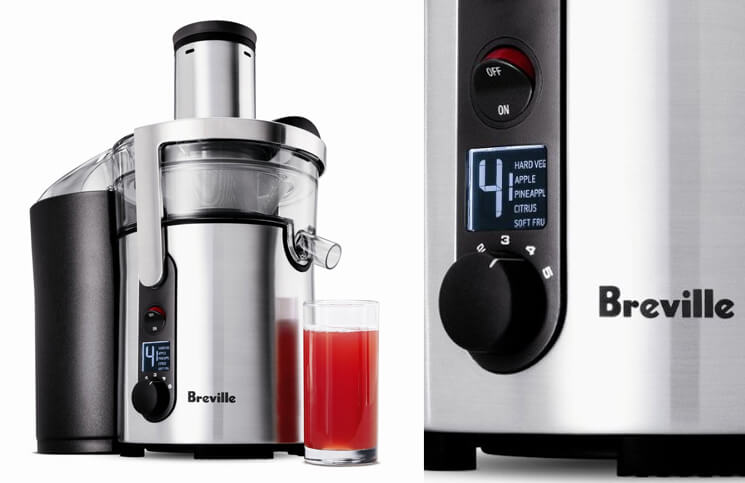 Breville BJE510XL Juice Fountain Juicer Review
