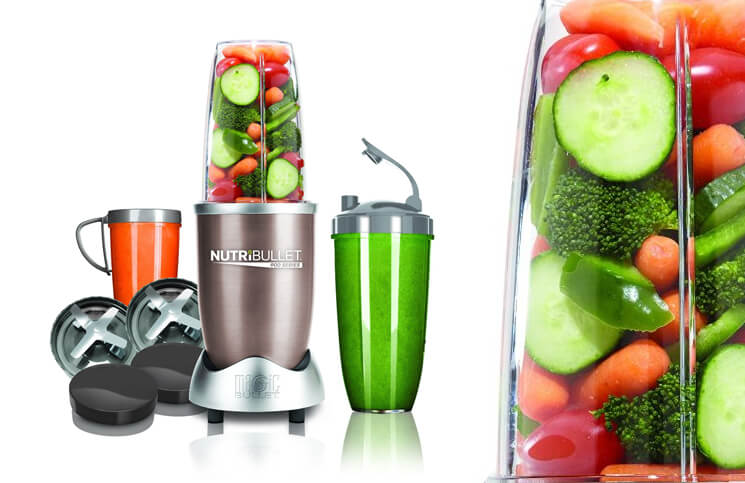 Magic Bullet NutriBullet Pro 900 Series Blender Review