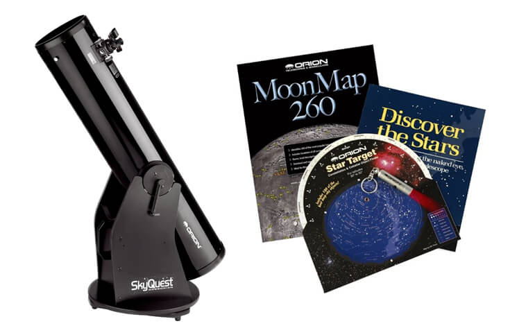 Orion 27194 XT8 Classic Dobsonian Telescope Review