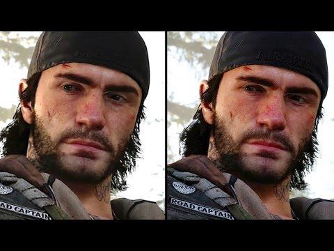 เปรียบเทียบภาพจาก PS4 Pro และ PS4