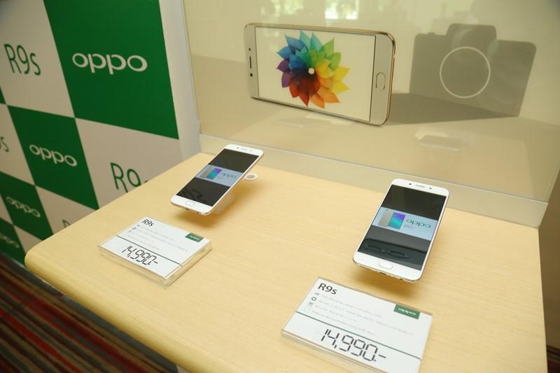ราคา Oppo R9s
