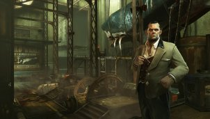 Dishonored: The Knife of Dunwall - Rothwild