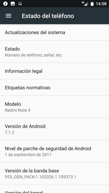 AndroidOne On Redmi Note 4 2 - Install Mi A1 Ported AndroidOne ROM On Redmi Note 4/4X