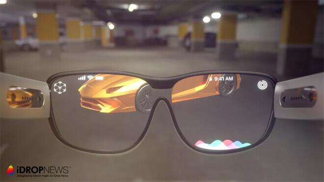 Foto de Gafas de realidad aumentada de Apple