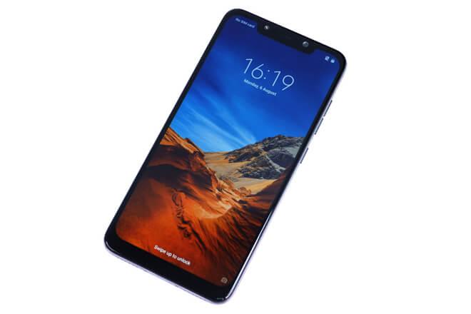Foto de Xiaomi Pocophone F1 con precio