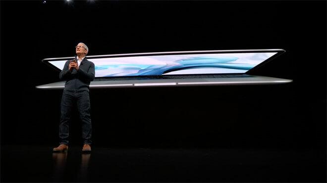 MacBook Air es oficial