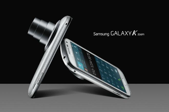 ¿Eres amante de la fotografía? El Samsung Galaxy K Zoom es para ti