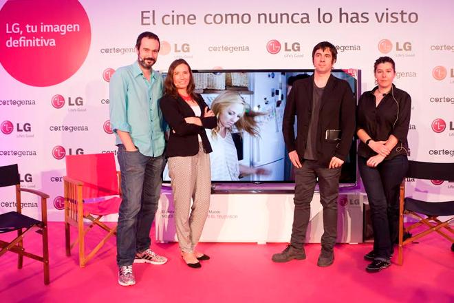 Atención creadores: LG y Cortogenia anuncian I Concurso de Cortometrajes en 4K