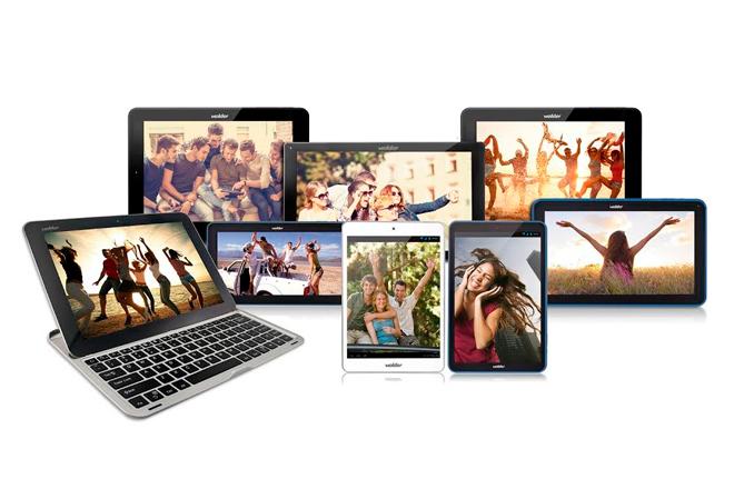 Wolder encandila con su gama de tablets para este verano