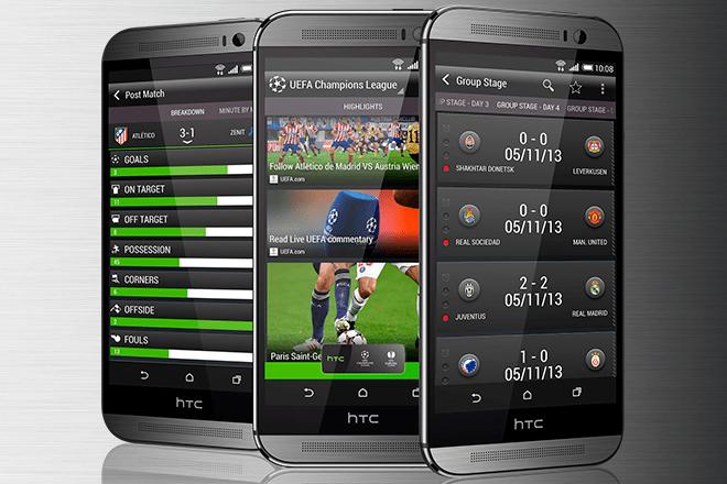 HTC-One-M8-UEFA-Champions-League-Trophy-app