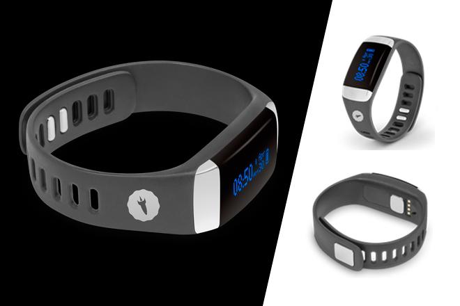 SPC Fit Pulse, una pulsera fitness bien dotada por menos de 60€