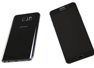 Se filtran nuevas imágenes del Samsung Galaxy Note 5