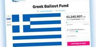 Impulsan campaña en Indiegogo para ayudar a Grecia a salir de la crisis
