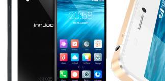 InnJoo ONE: smartphone doble SIM y bien dotado por menos de 200€