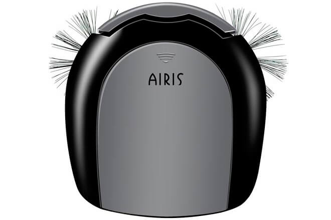 Robot-Aspirador-AIRIS-RA777-opción-de-limpieza-automática-de-la-casa-con-sello-español-2015