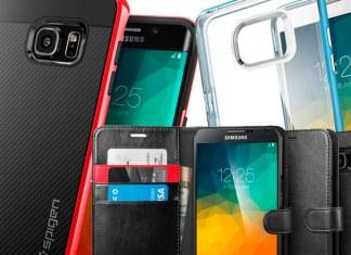Spigen anuncia accesorios para Galaxy Note 5 y Galaxy S6 edge plus