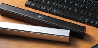 IFA 2015: LG Rolly el teclado plegable para profesionales