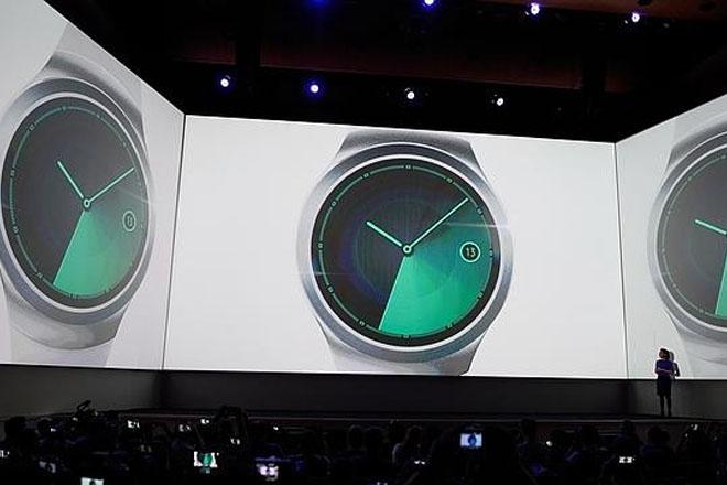 Samsung dio adelantos del Gear S2 que se presentará en el IFA 2015
